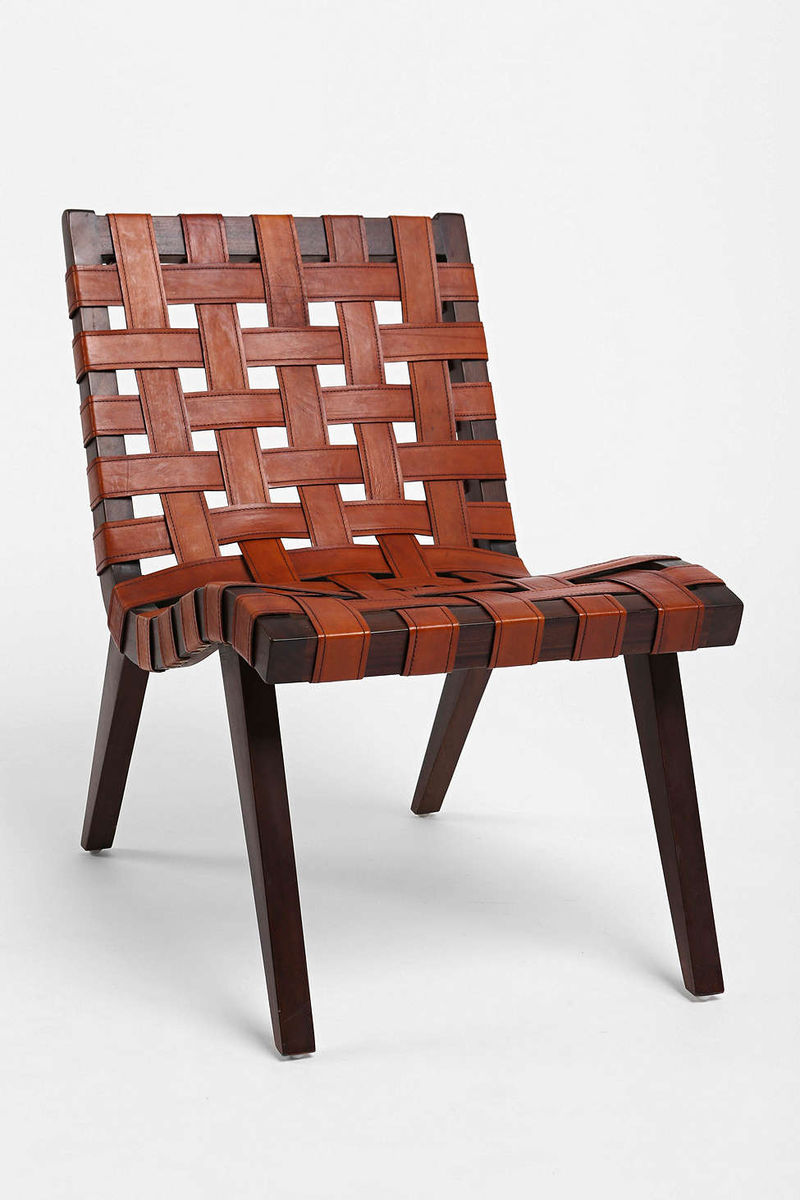 Woven Leather Furniture