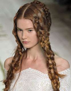 Intricate Couture Tresses