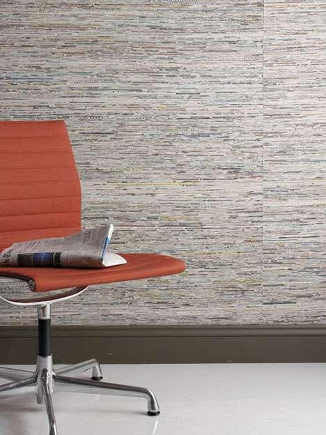 Newsworthy wallpaper woven wallpaper - Papel empapelar paredes ...