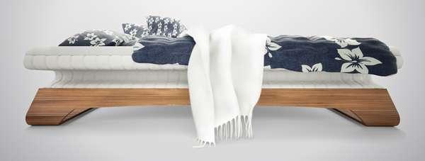 Mattress-Free Beds