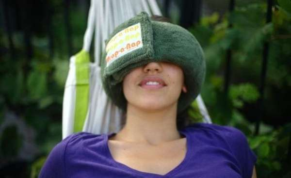 Napping Head Wraps