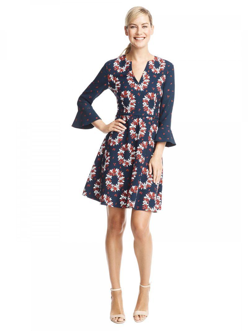 Pun-Patterned Dresses