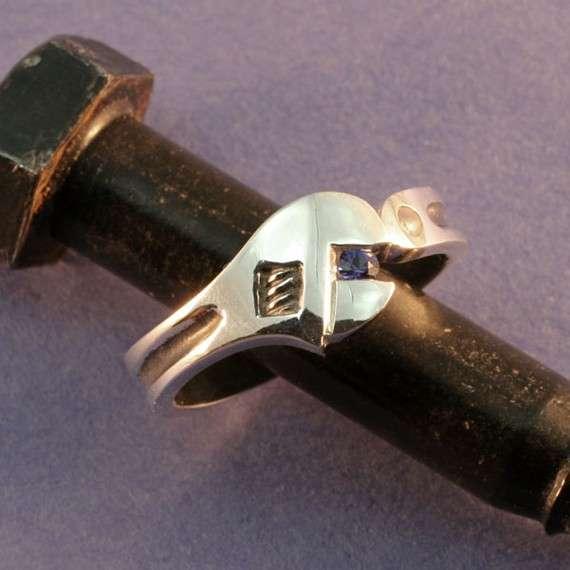 Handyman Nuptial Rings