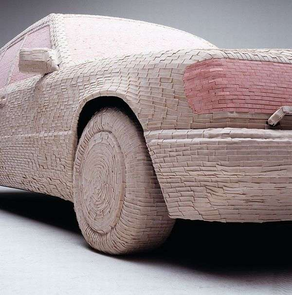 Gum-Covered Cars