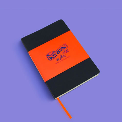 Ironic Empty Notebooks