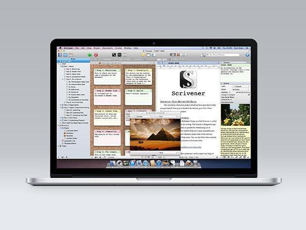 Novel-Writing Processors