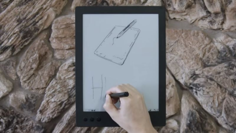 Oversized Digital Notepads