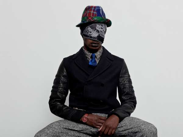 Blindfolded Urban Lookbooks