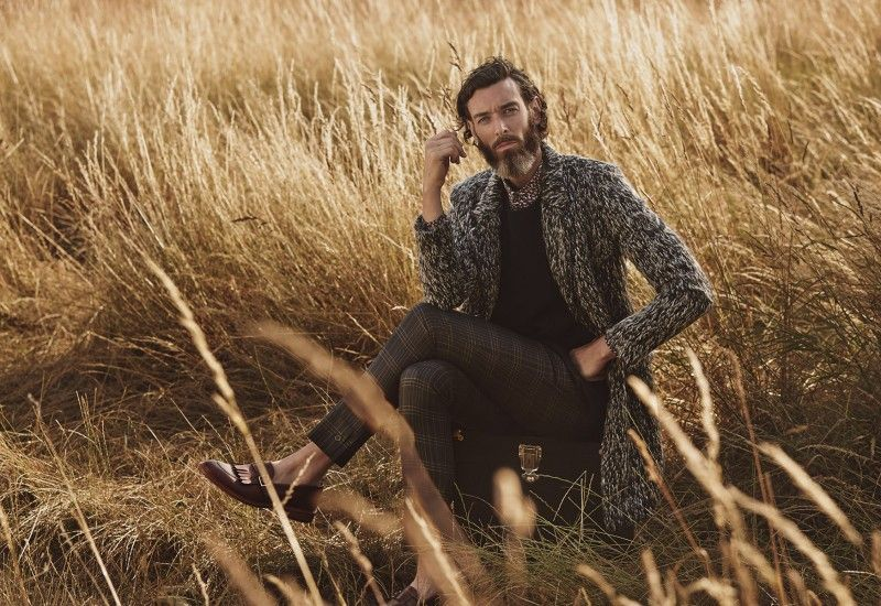 Debonair Gentleman Editorials