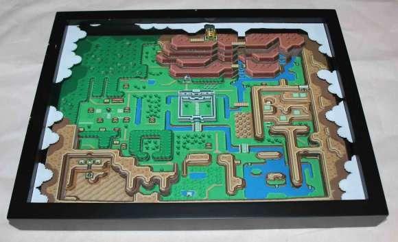 Classic Videogame Dioramas