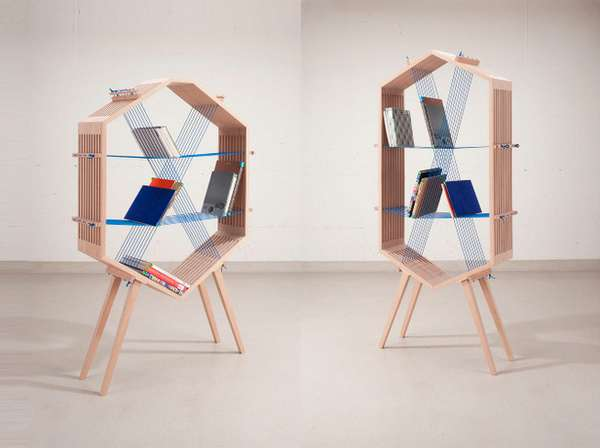Digital Communication-Inspired Shelves