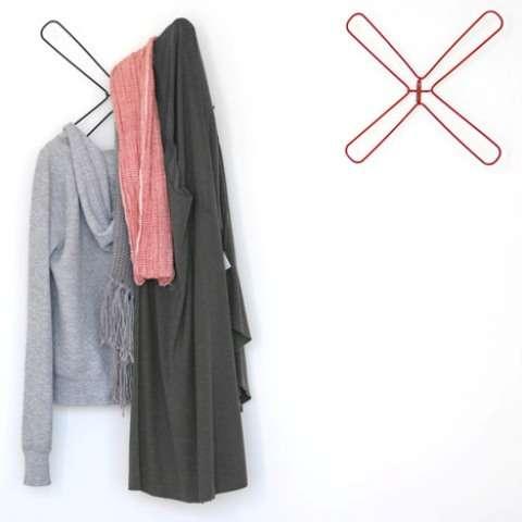Dual-Purpose Coat Hooks