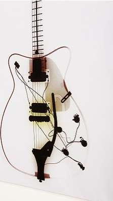 X-Ray Guitar Artwork