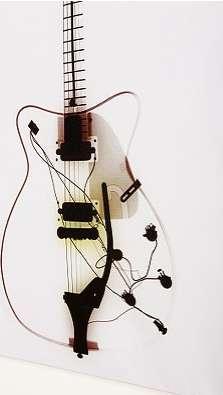 X-Ray Guitar Artwork
