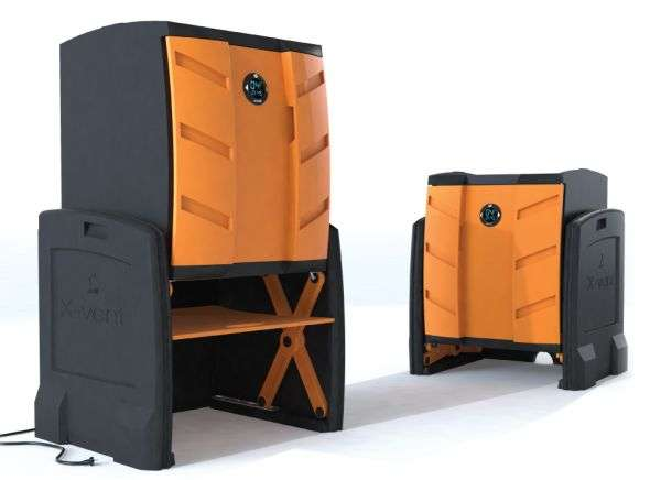 Mobile Cooling Boxes