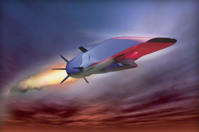 Hypersonic Military Jets