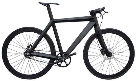 Stealth Black Bicycles