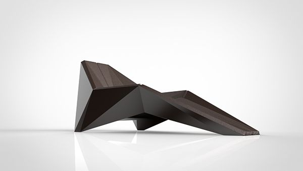 Jet-Inspired Lounge Chairs