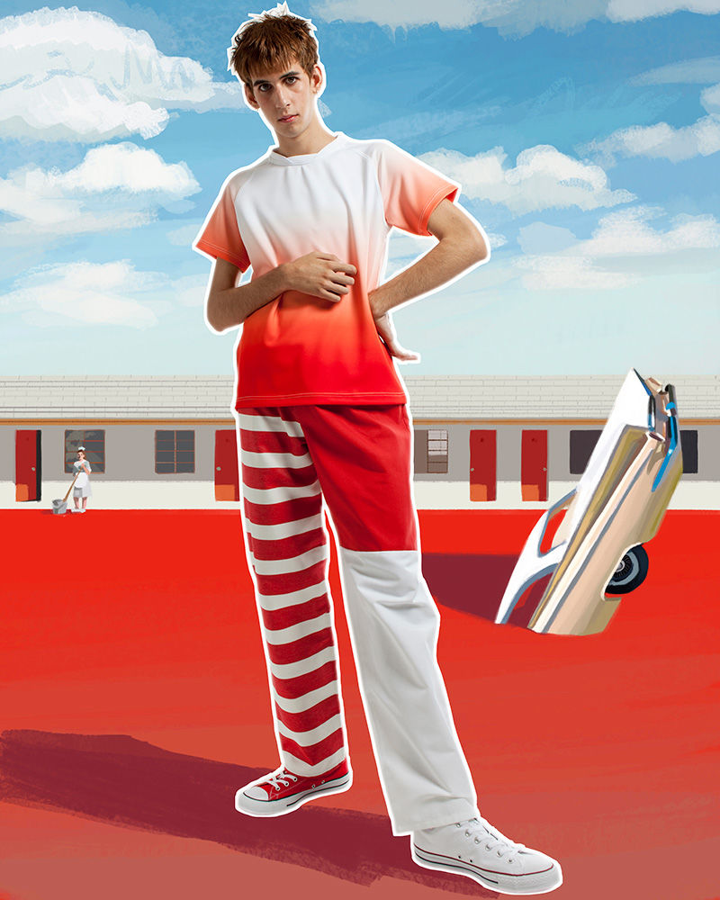 Surreal Streetwear Catalogs
