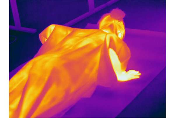 Thermal Chromatic Photography