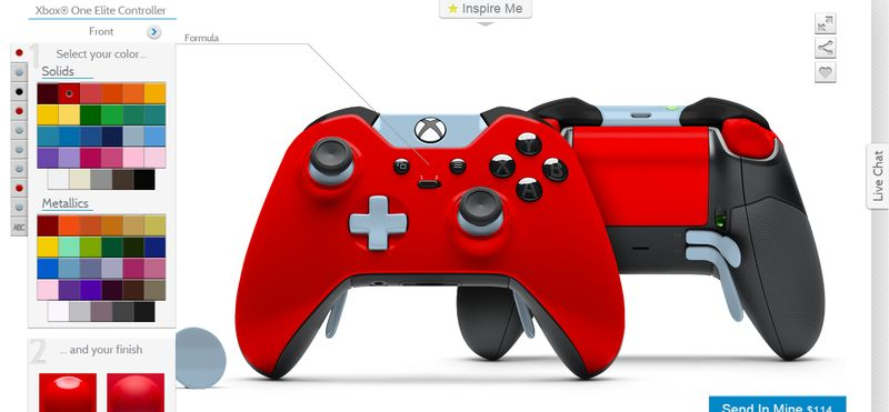 Game Controller Customization Services