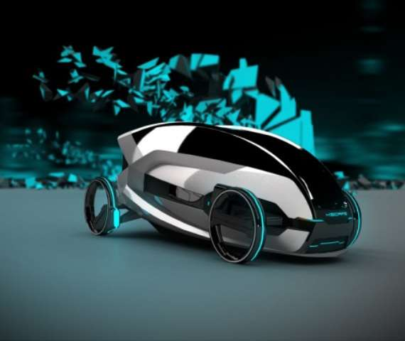 Bobsled Concept Cars : Xscape 2030