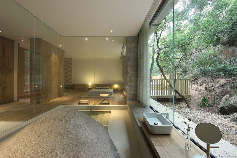 Mountainous Living Spaces
