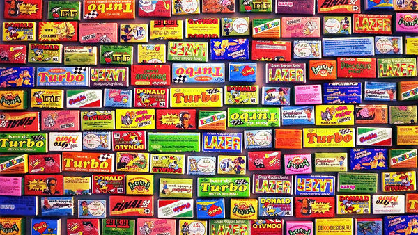how to use chewing gum to improve dental health