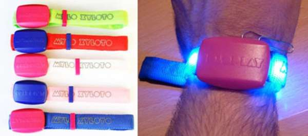 LED Concert Wristbands