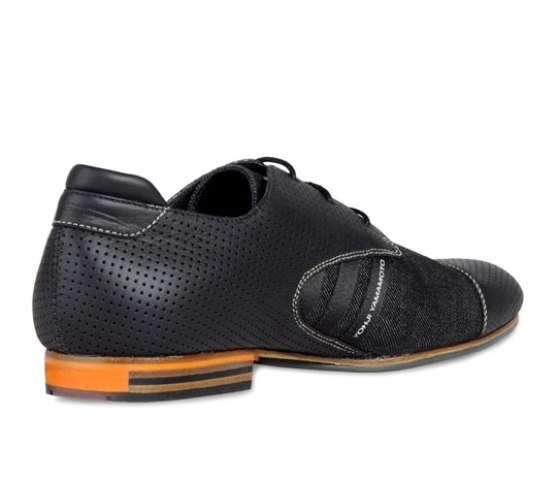 Denim Dress Shoes