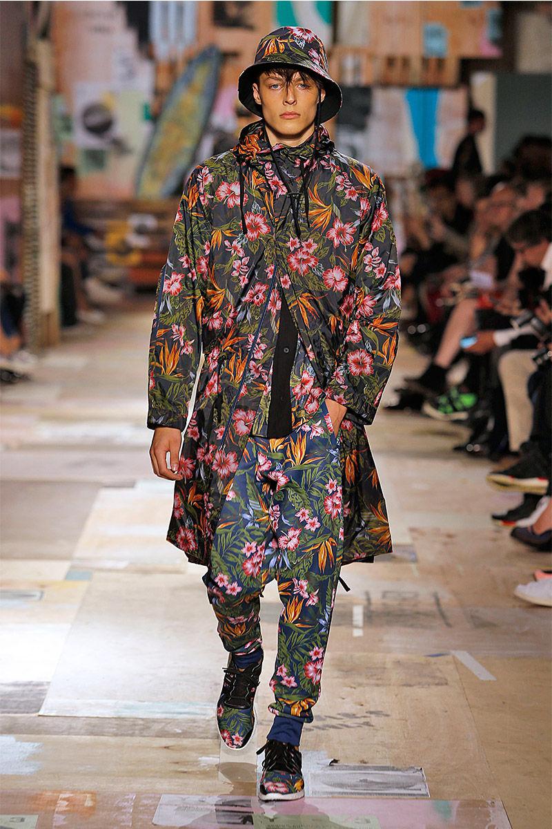 Hawaiian Sportswear Attire