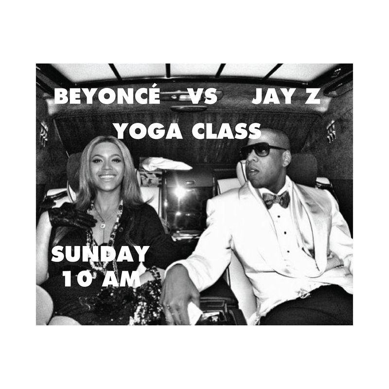 Hip-Hop Yoga Classes