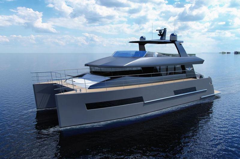 Luxury Dual-Hull Catamarans