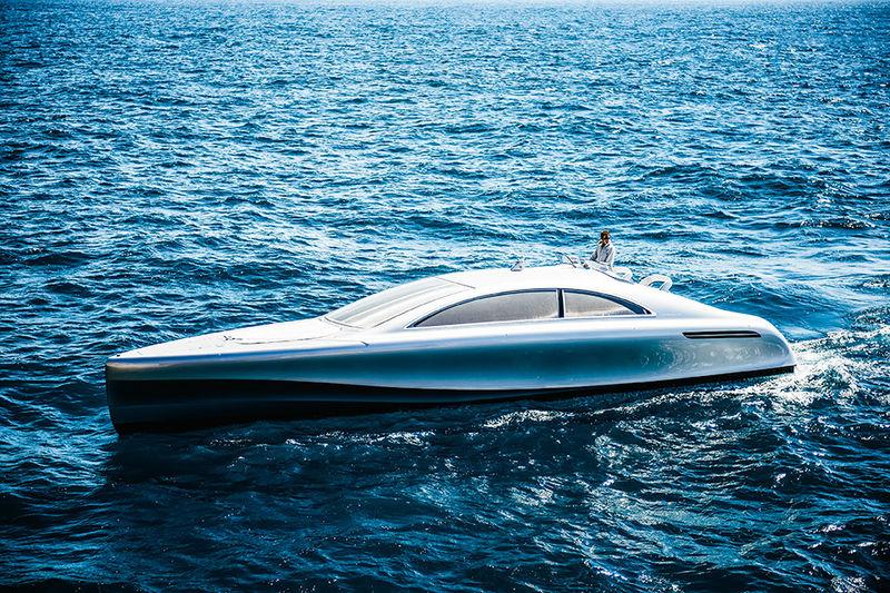 Luxury Vehicle Yacht Designs