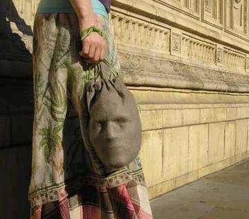 Human Face Bags