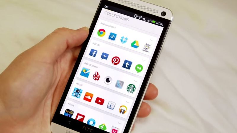 Intuitive Smartphone Apps