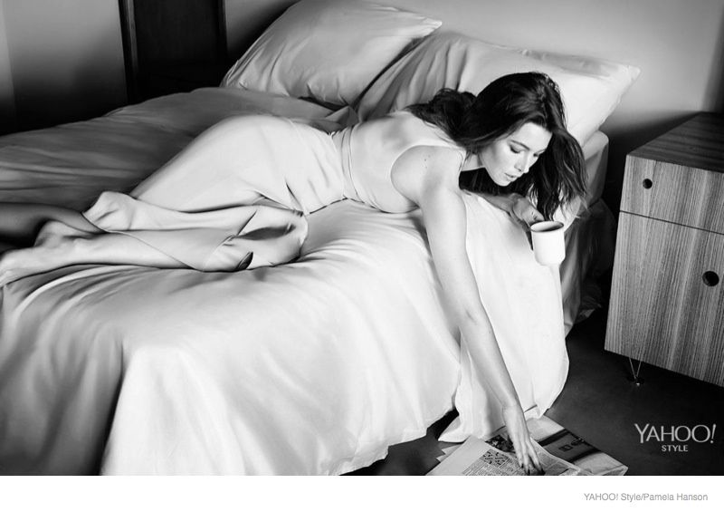 Seductive Bedridden Editorials