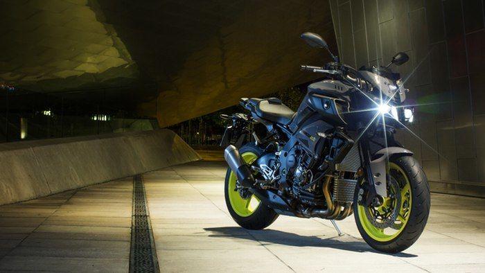 Powerful Naked Motorbikes