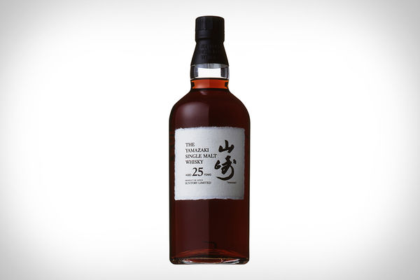 Minimalist Japanese Whiskey