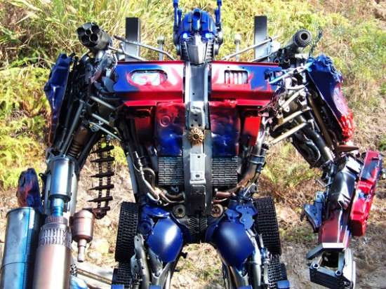 Movie Replica Robots