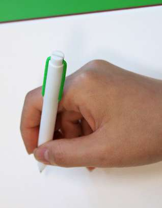 Elastic-Enabled Pens