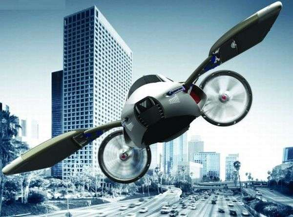 YEE Flying Car