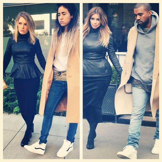 Celebrity Doppelganger Fashions