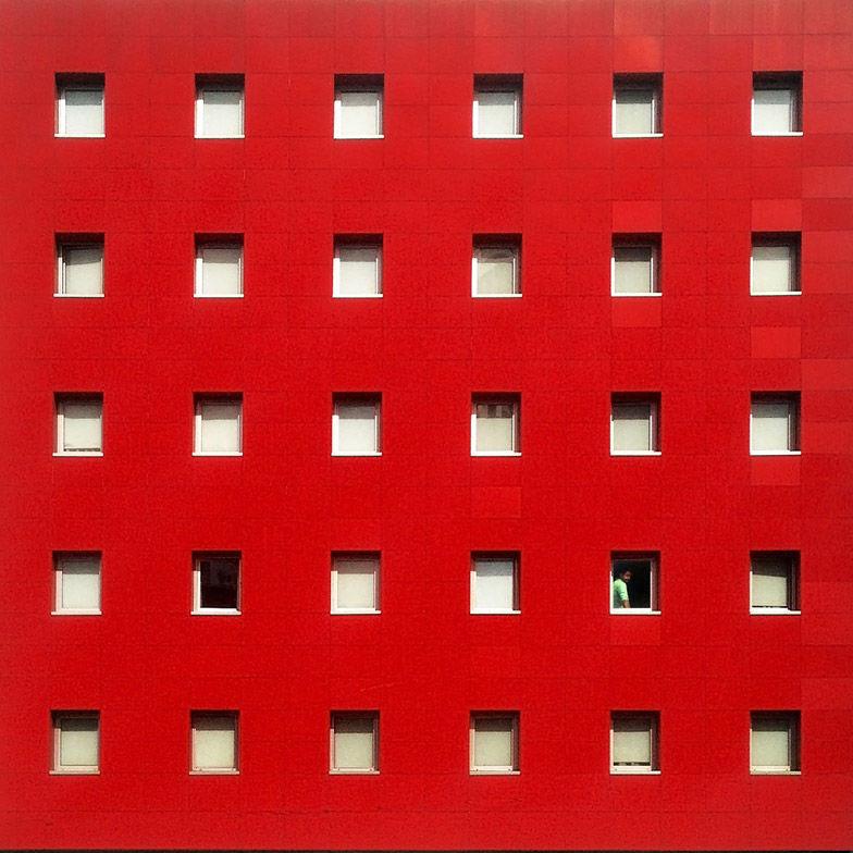 Dizzying Building Portraits