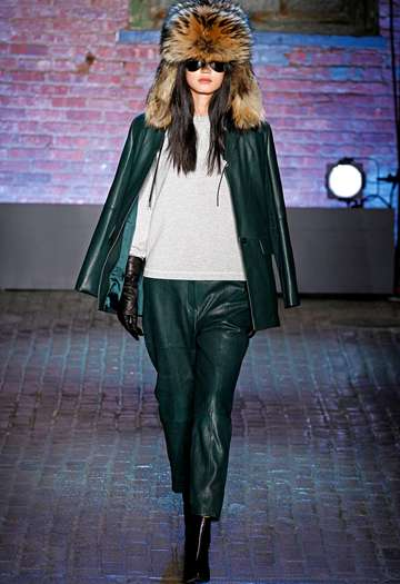 Yigal Azrouel Autumn/Winter 2012