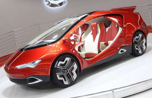 Jaw-Dropping Car Doors