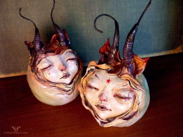 Deep Sleep Sculptures