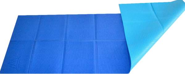 Origami-Inspired Yoga Mats