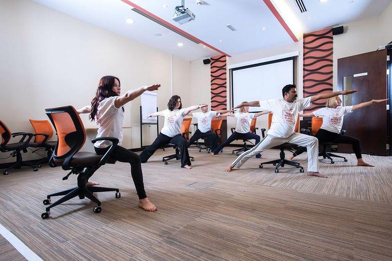 Office Yoga Programs