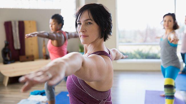 Branded Yoga Breaks